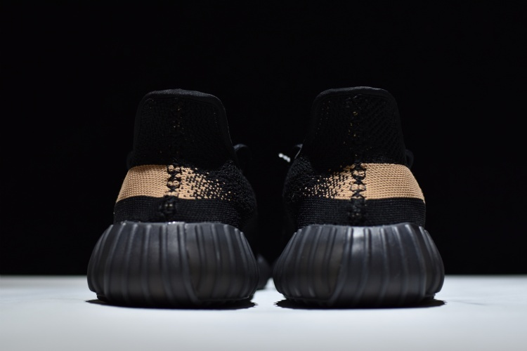 Adidas Yeezy 350 v2 Boost core black / copper / core BY 1605 US 9 UK