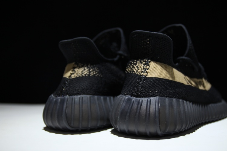 "Yeezy Boost 350 V2 ""Black/Green"" Core Black/Green (BY9611)"