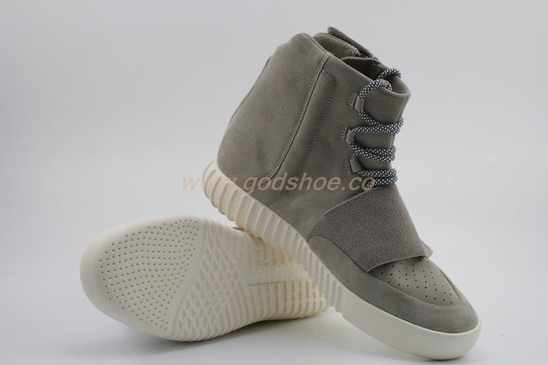 Yeezy 3 X Yeezy 750 Boost Kanye West Grey Shoes