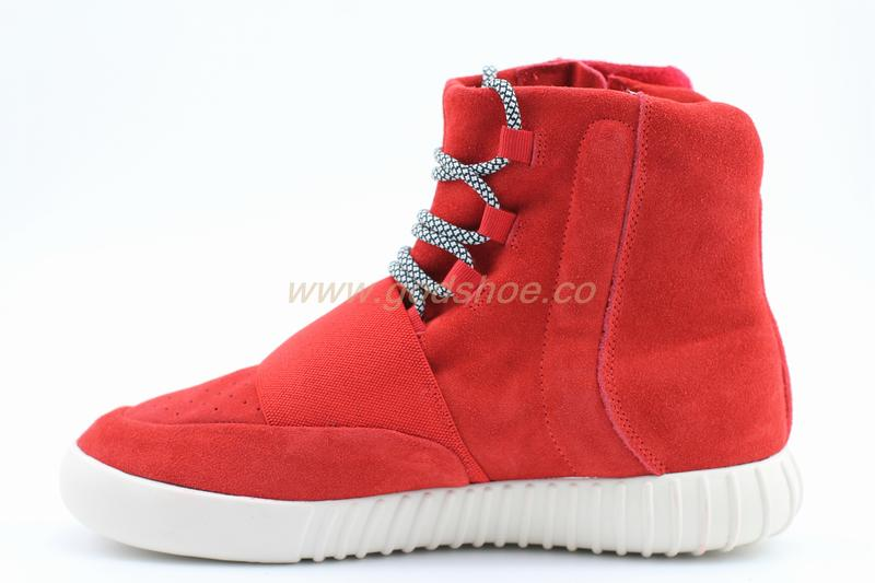 Air Yeezy 3 x Yeezy 750 Boost Red Kanye West Shoes