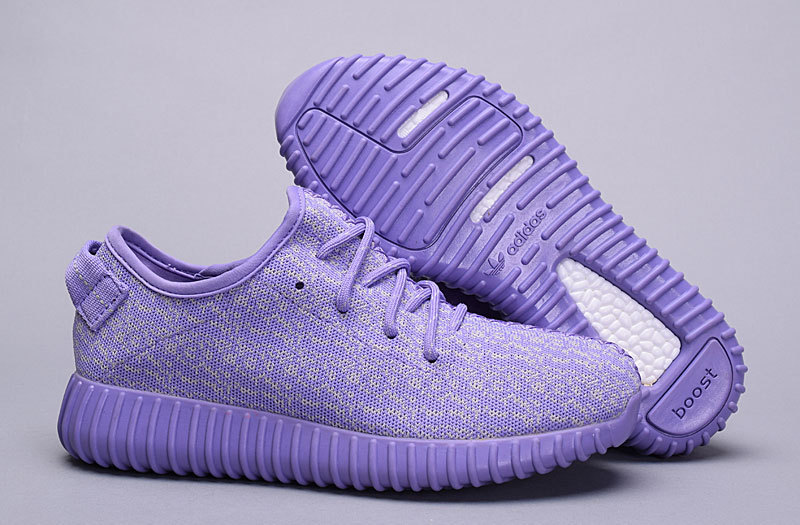Yeezy Boost 350 Violet Purple for Woman