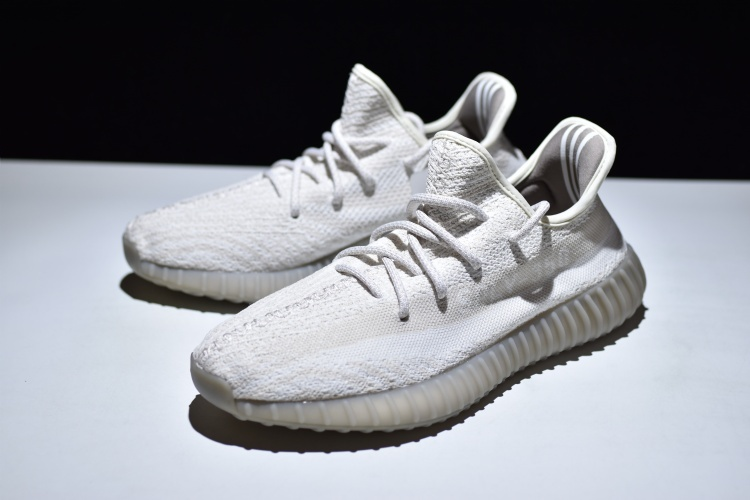 "Yeezy 350 Boost V2 ""Triple White"""