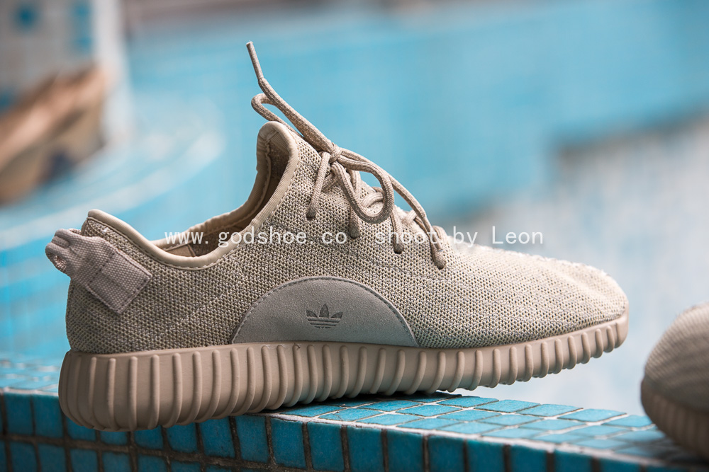 Yeezy Boost 350 Oxford Tan - Click Image to Close