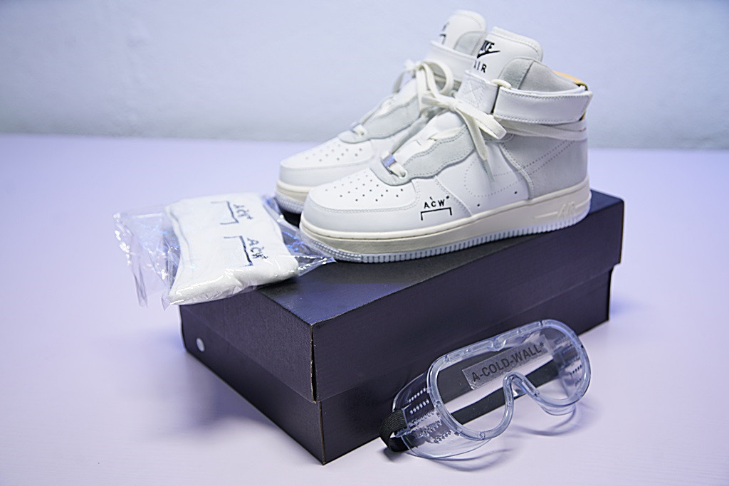 A-Cold-Wall* x Air Force 1 High AQ5644 991