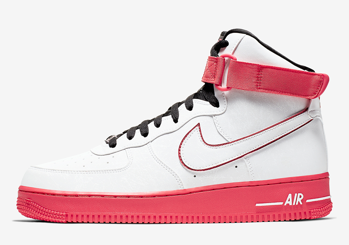 Air Force 1 High '07 LV8 'China Hoop Dreams' CK4581 110