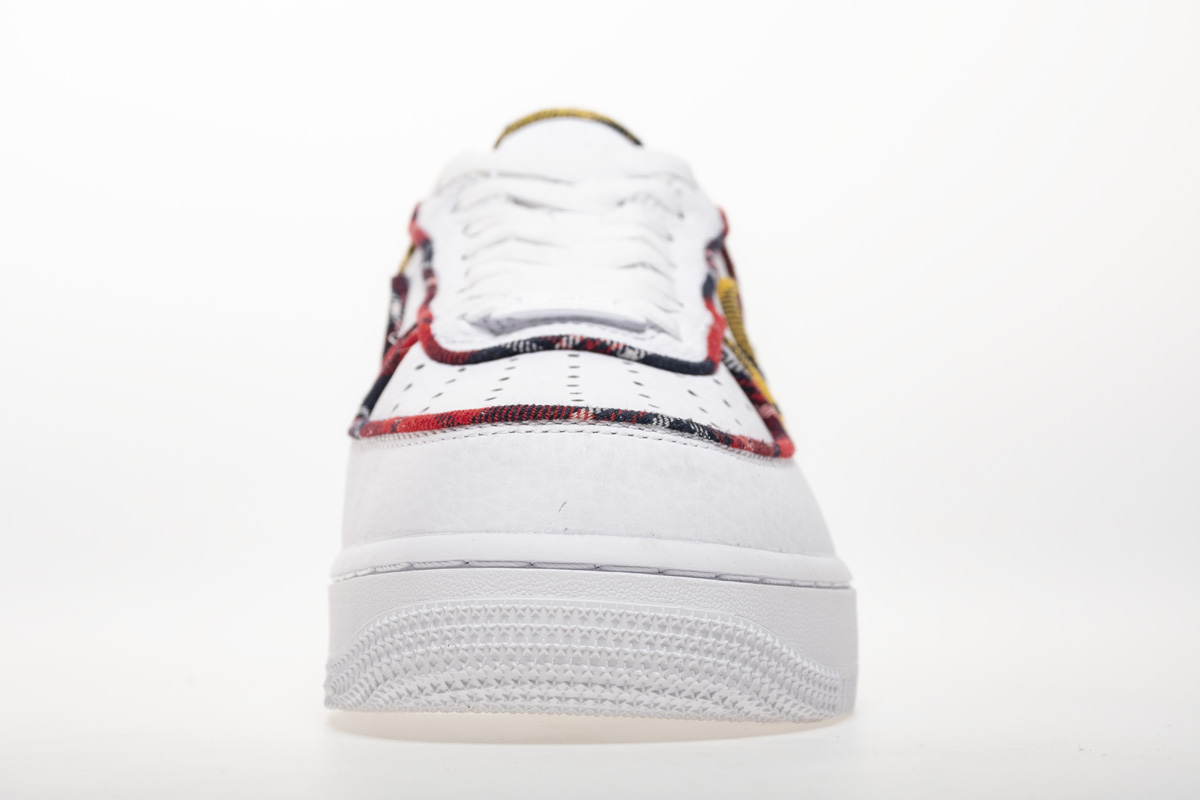 Air Force 1 Low 'Tartan' AV8218 100 - Click Image to Close