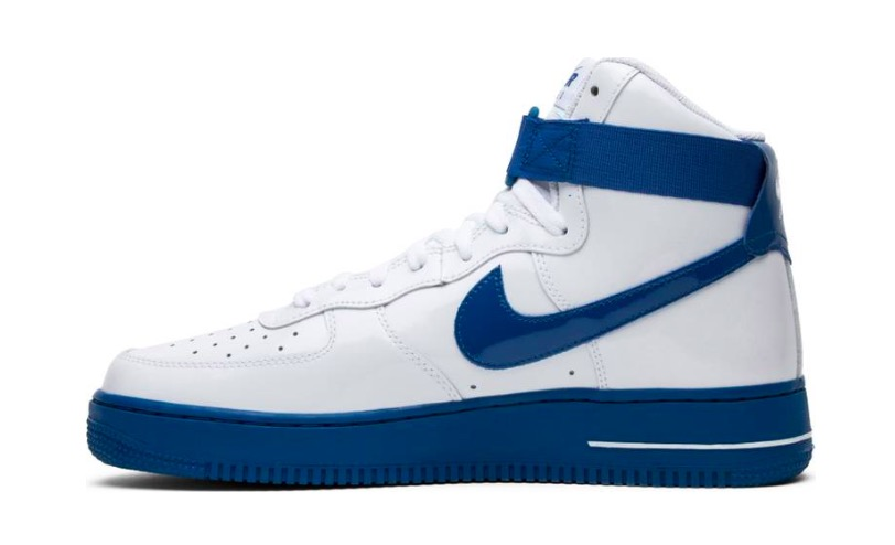 Air Force 1 High Sheed 'Rude Awakening' AQ4229 100
