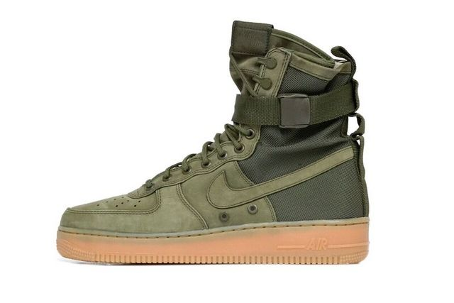 SF Air Force 1 'Faded Olive' 859202 339