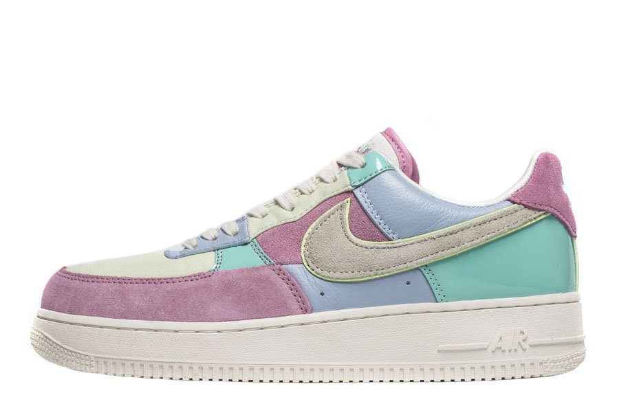 super popular d2547 931a2 Air Force 1 Low 'Spring Patchwork' 2018 AH8462 400 [AH8462 ...
