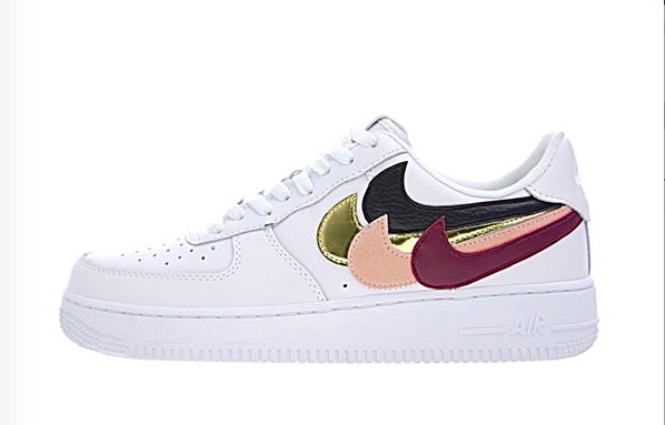 John Geiger x Air Force 1 Low 'Misplaced Checks' JG SS MPC AF1L