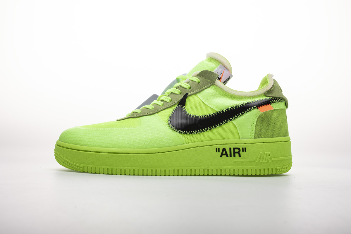 OFF-WHITE x Air Force 1 Low 'Volt' AO4606 700
