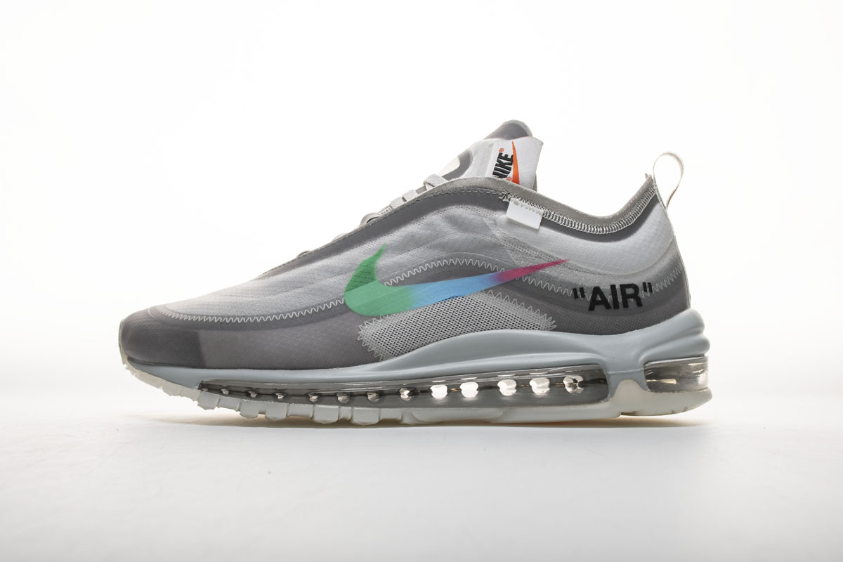 OFF-WHITE x Air Max 97 'Menta' AJ4585 101