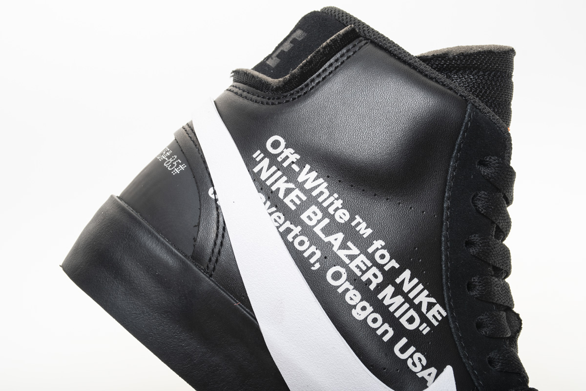 OFF-WHITE x Blazer Mid 'Grim Reapers' AA3832 001