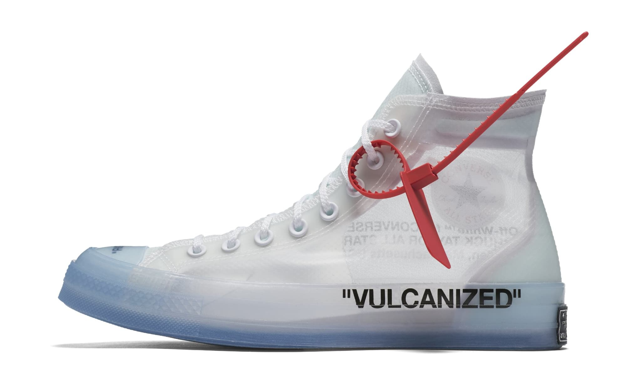 OFF-WHITE x Chuck Taylor All-Star 70 162204C