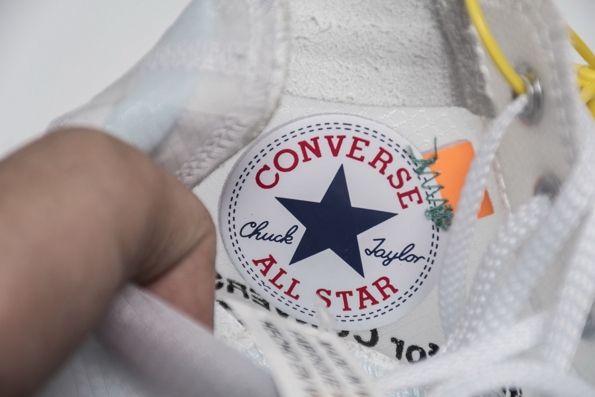 OFF-WHITE x Chuck Taylor All-Star 70 162204C - Click Image to Close
