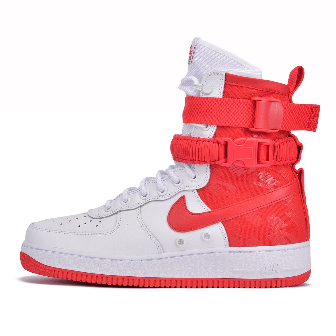 SF Air Force 1 High 'University Red' AR1955 100