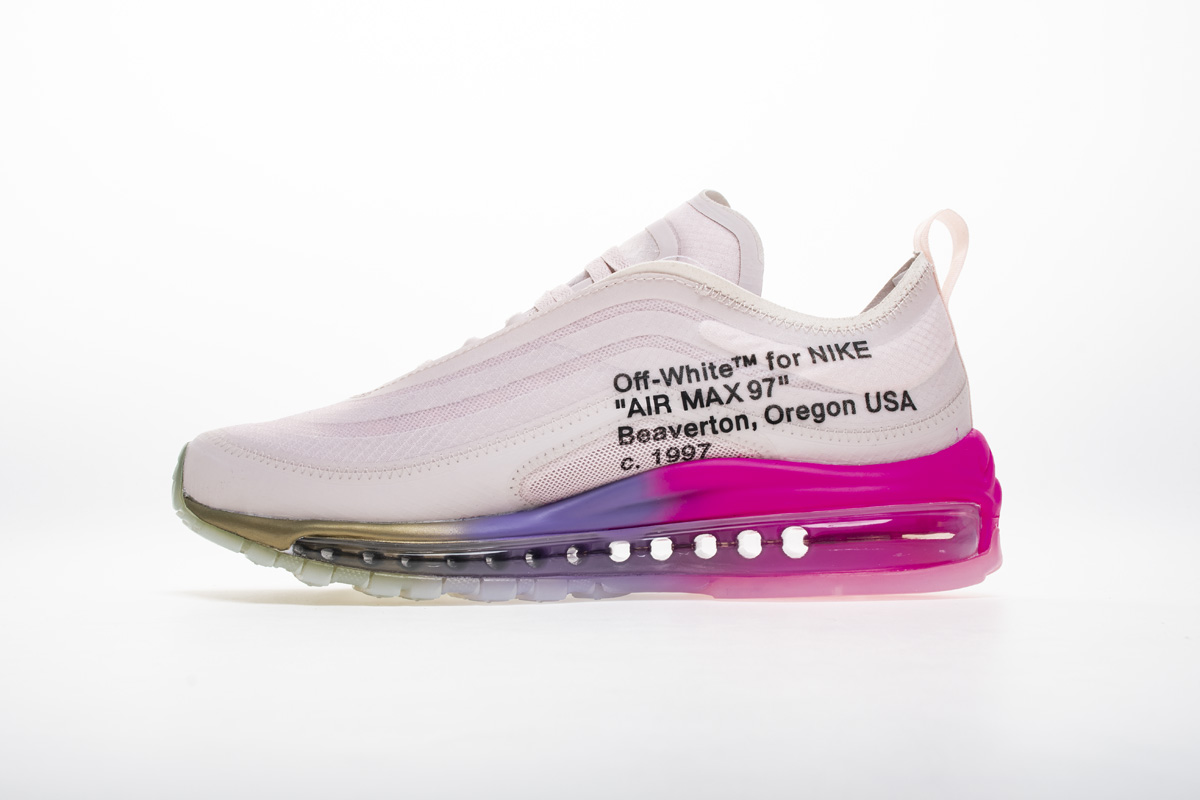 Serena Williams x OFF-WHITE x Air Max 97 OG 'Queen' AJ4585 600 - Click Image to Close