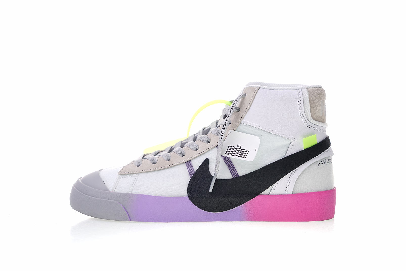 Serena Williams x OFF-WHITE x Blazer Mid 'Queen' AA3832 002