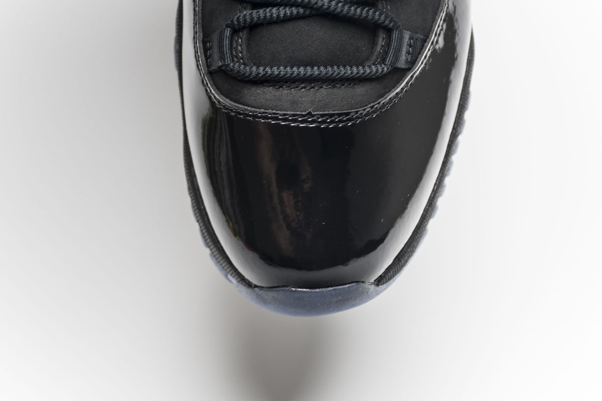 Air Jordan 11 Retro 'Cap and Gown' 378037 005 - Click Image to Close
