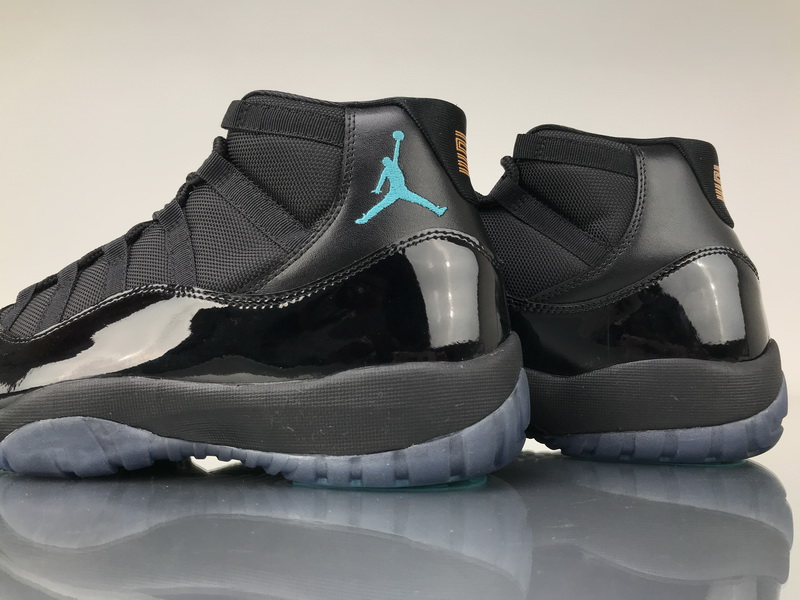Air Jordan 11 Retro 'Gamma Blue' 378037 006