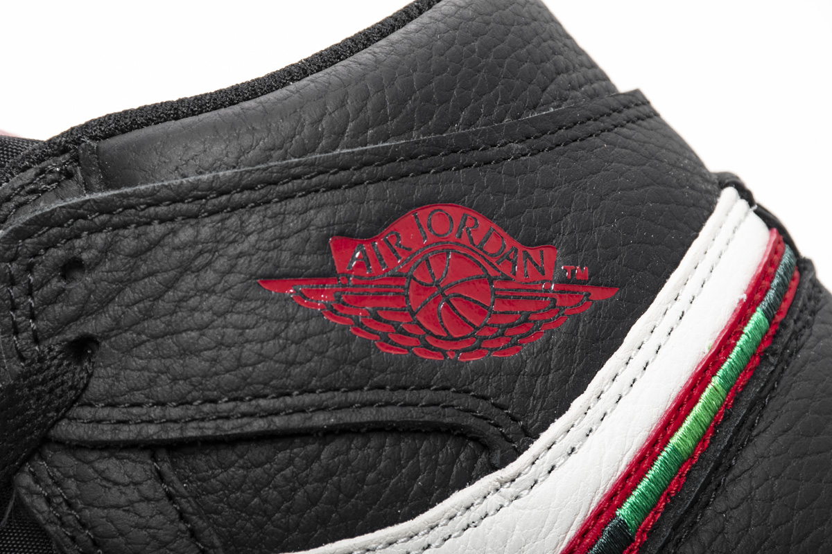 Air Jordan 1 Retro High OG 'A Star Is Born' 555088 015 - Click Image to Close
