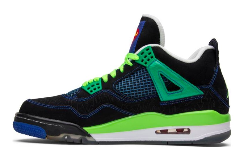 Air Jordan 4 Retro DB 'Doernbecher' 308497 015
