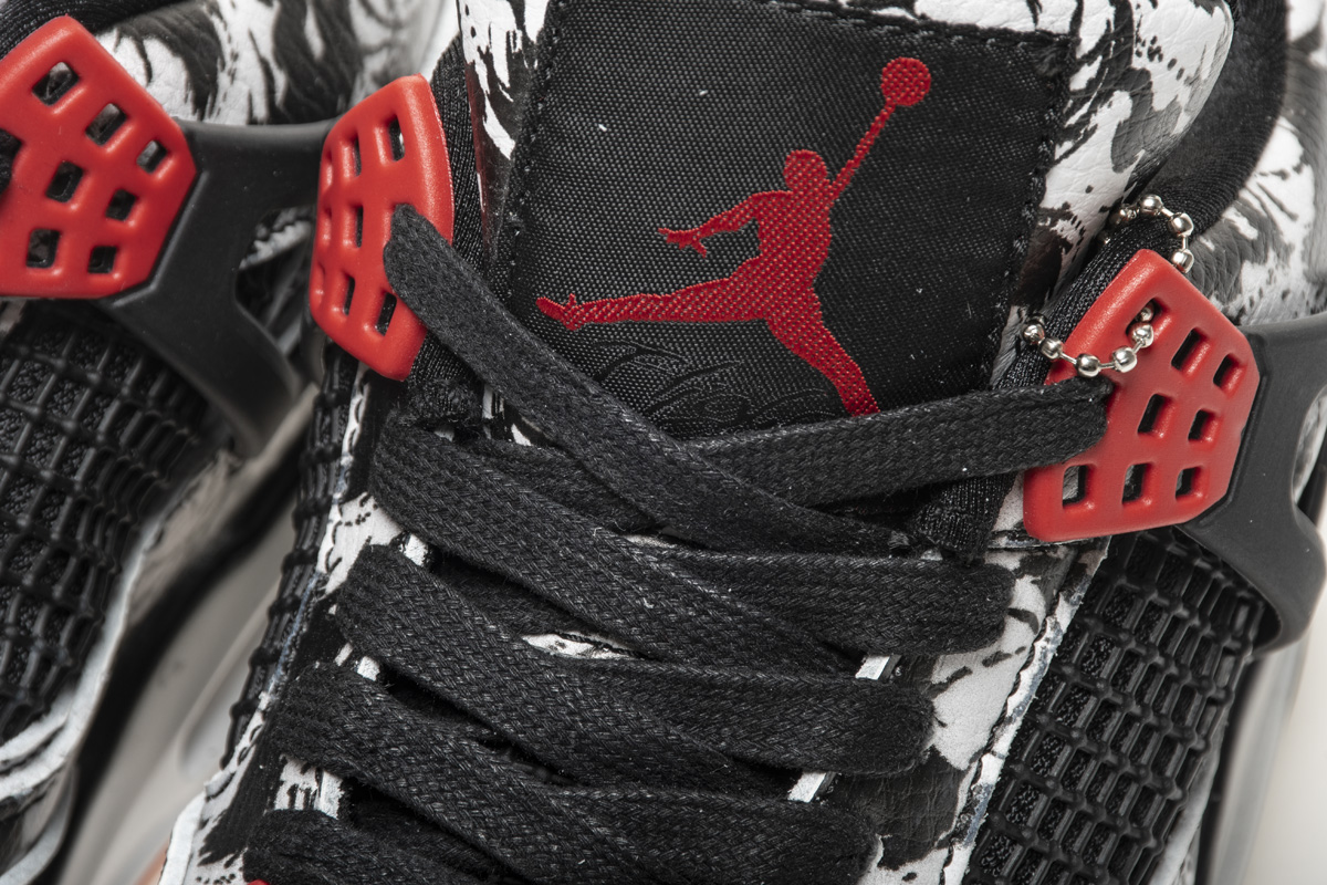 Air Jordan 4 Retro 'Tattoo' BQ0897 006
