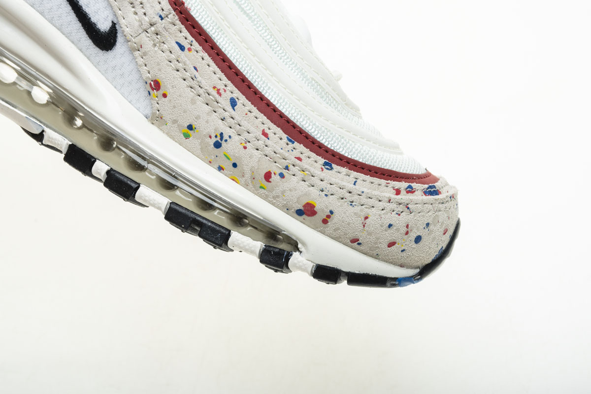 Air Max 97 'Paint Splatter' 312834 102 - Click Image to Close