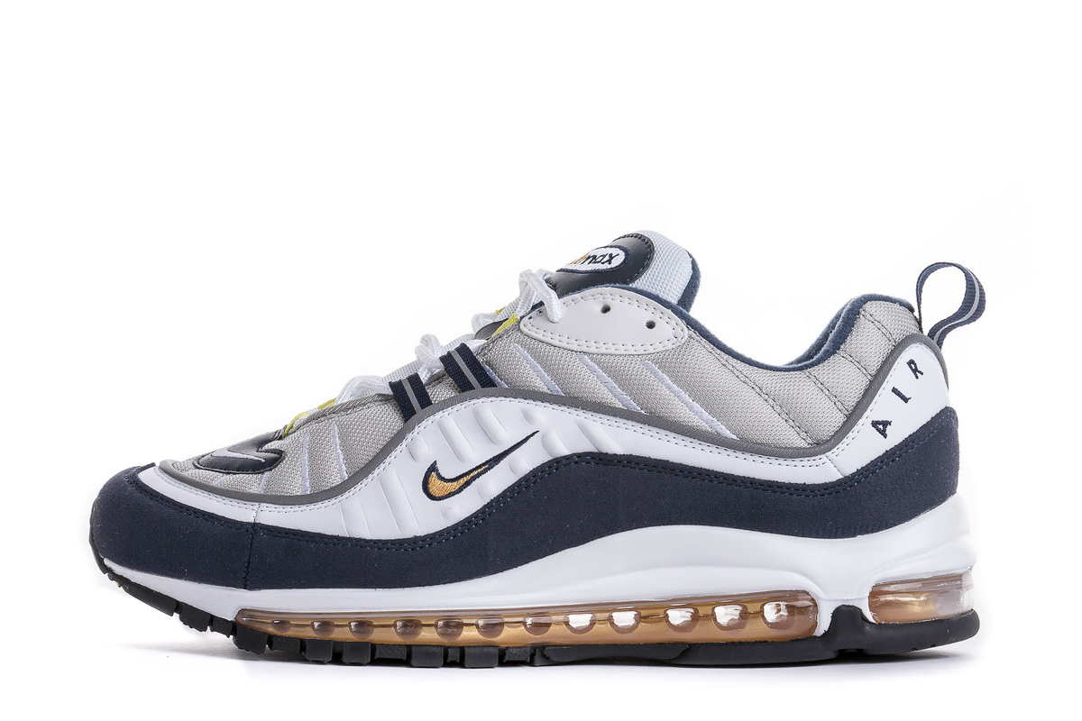 promo code 67fda 38fe2 Air Max 98 'Tour Yellow' 2018 640744 105 [640744 105 ...