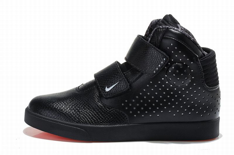 Nike Flystepper 2K3 Premium Mens Shoes Black Red