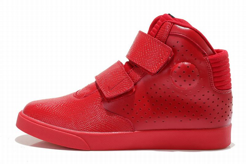 Nike Flystepper 2K3 Premium Mens Shoes Red