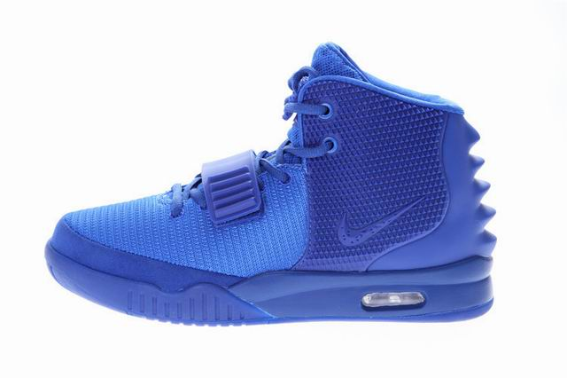 Air Yeezy II Blue December