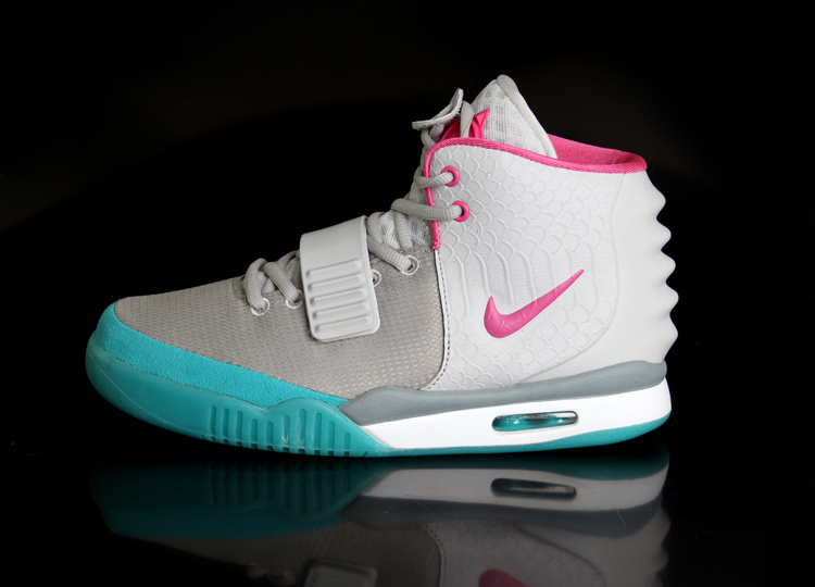 Air Yeezy 2 White for women