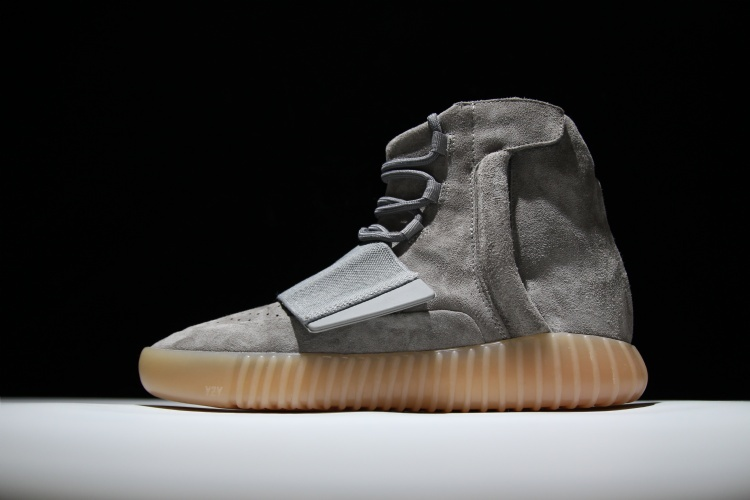 "Yeezy Boost 750 Light Grey/Gum ""Glow In The Dark"""